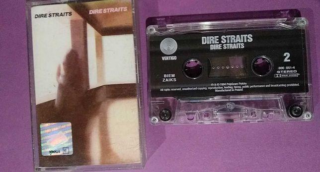 KASETA - Dire Straits – Dire Straits , 1989 POLAND super stan