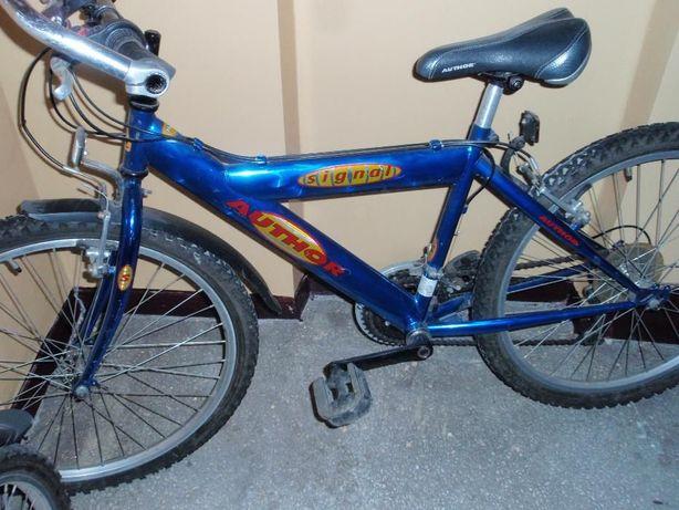 """Rower młodzieżowy Author 24"""""""