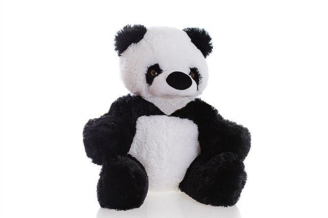 Мягкая плюшевая игрушка мишка панда 80 см.