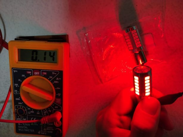 Conjuntos 24 lâmpadas led scooter, mota, trotinete, elétrica