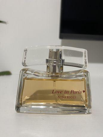 Парфюмированная вода Nina Ricci Love in Paris