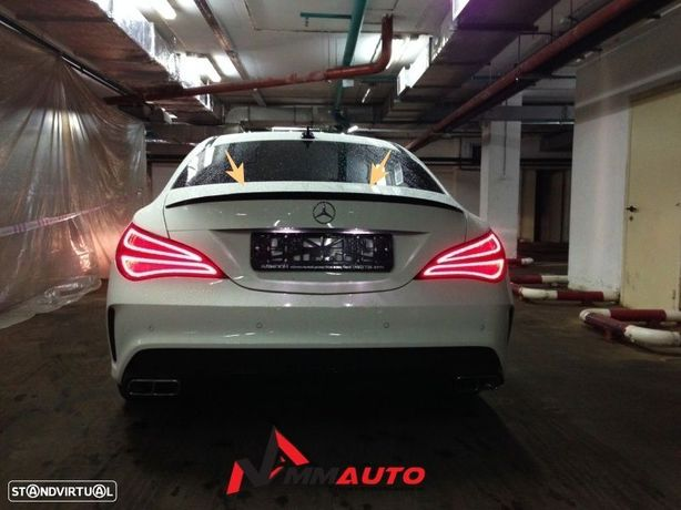 Aileron Mala Mercedes CLA W117 AMG