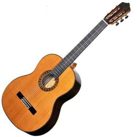 LUTHIER 3C - lity cedr - gitara klasyczna - ostatnia sztuka w Polsce