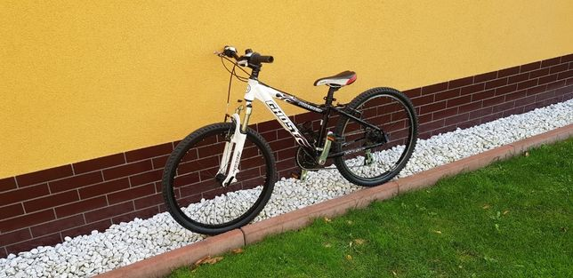 rower górski MTB Ghost Powerkid koła 24 amor