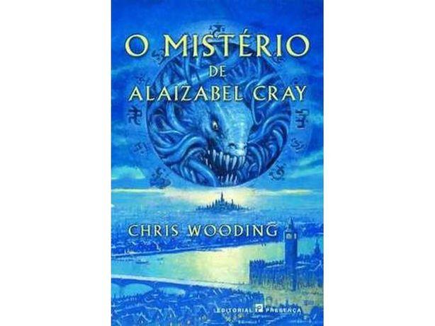 Livro O Mistério de Alaizabel Cray Chris Wooding BOM Estado ENTREGA JÁ