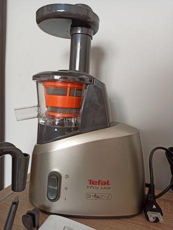 Tefal infiny juice, wyciskarka do soku, nowa, nie używana
