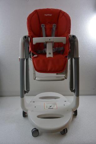 Krzesełko Do Karmienia PEG-PEREGO TATAMIA Red