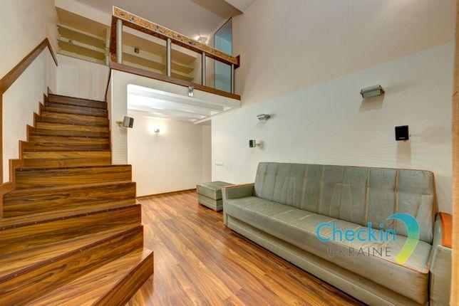 Роскошная трехкомнатная квартира по адресу ул. Институтская 25