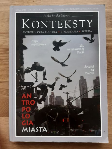 Konteksty Polska sztuka ludowa nr 3-4/2008