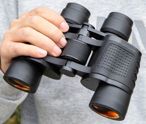 Бинокль Trevel super 60/60 крат увеличение с Ночным виденьем