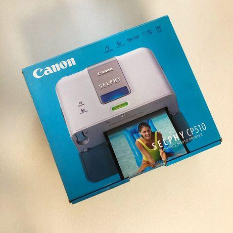 Принтер Canon SELPHY CP510