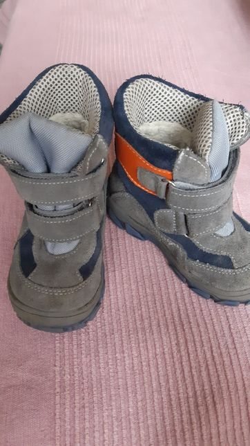 Śniegowe Ren Tex buty rozm. 23