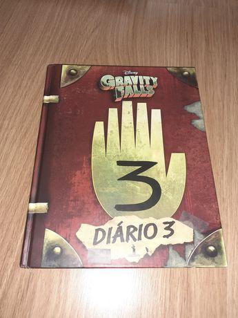 Livro o diário  3