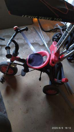 Велосипед лексус трайк для мальчика или девочки