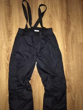 Spodnie narciarskie crivit 146/152 cm jak nowe