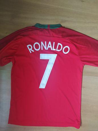Koszulka Reprezentacji Portugalii Ronaldo