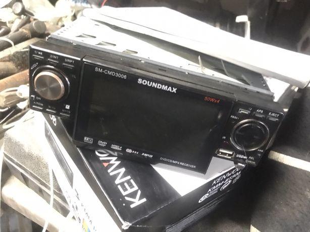 Продам мафон soundmax sm-cmd 3006