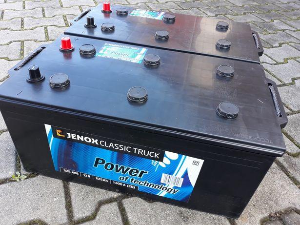Nowy Akumulator Jenox 225Ah 1300A 12V