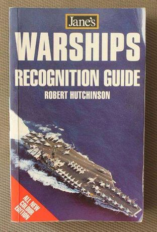 Livro Warships Recognition Guide 2001