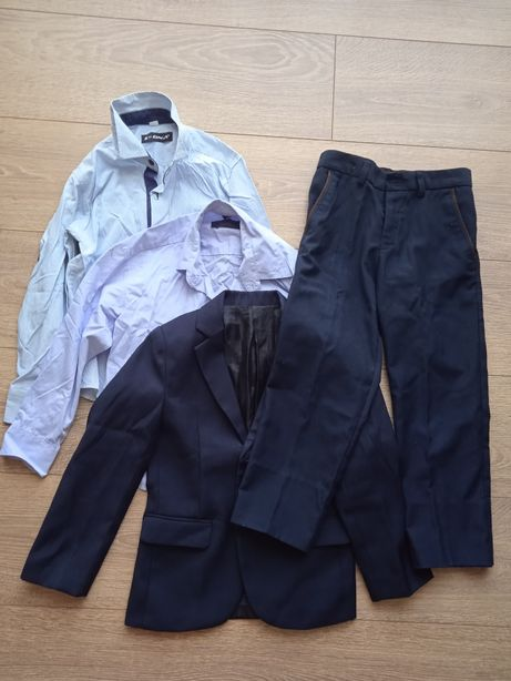 Костюм пиджак брюки рубашки