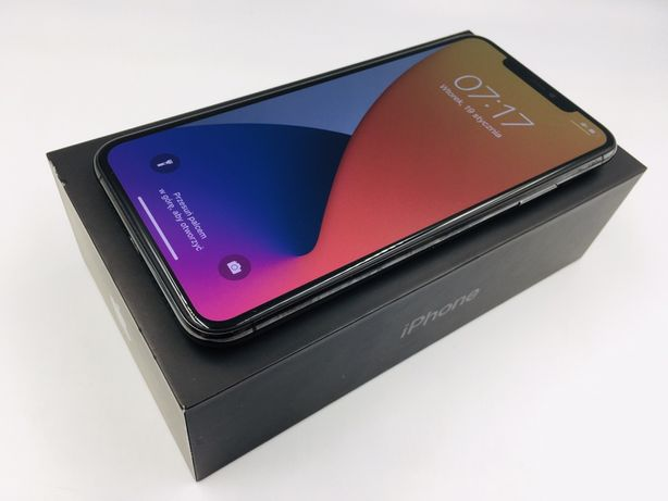 iPhone 11 PRO MAX 64GB BLACK • PROMOCJA • GW 1 MSC • AppleCentrum