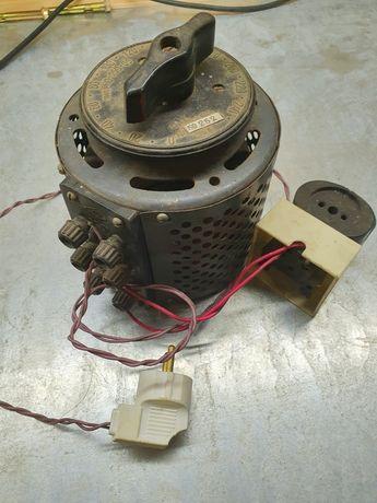 ЛАТР лабораторный автотрансформатор 3-220вольт, 1966год