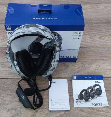 Słuchawki do konsoli PS4 Trust GXT488 PS4 MORO!!!
