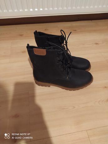 Nowe buty skórzane rozm 40