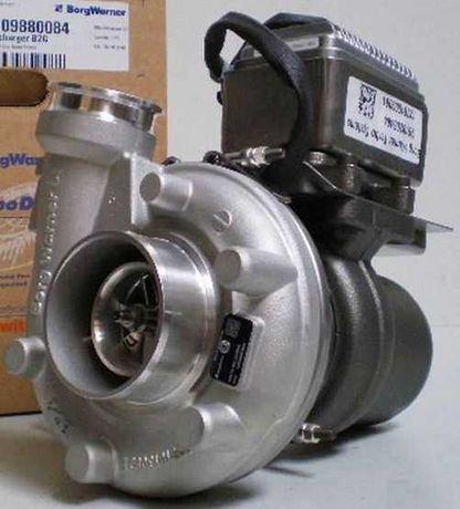 Turbosprężarka BorgWarner