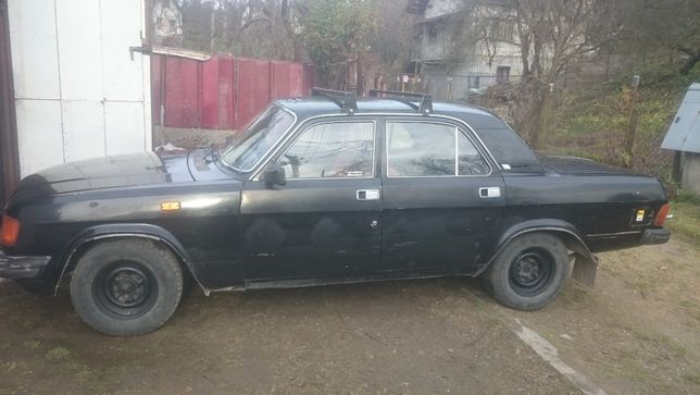 Автомобіль ГАЗ Волга