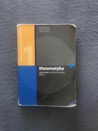 Matematyka zbiór zadań klasa 1, zakres podstawowy i rozszerzony