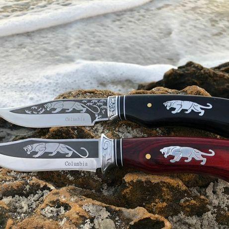 Охотничий нож на подарок, ножик для охоты,