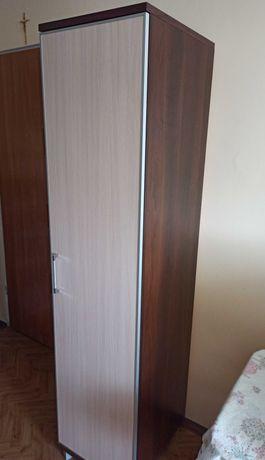 Waska szafa i mala szafka
