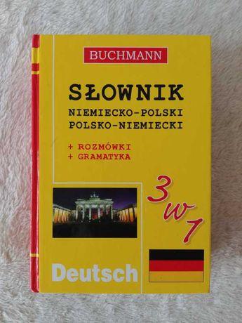Sprzedam słownik polsko - niemiecki 3w1