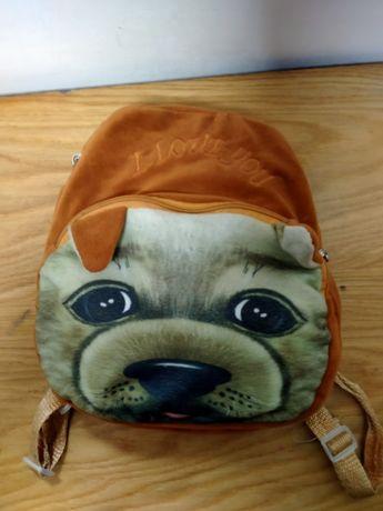 Рюкзак для дошкільнят