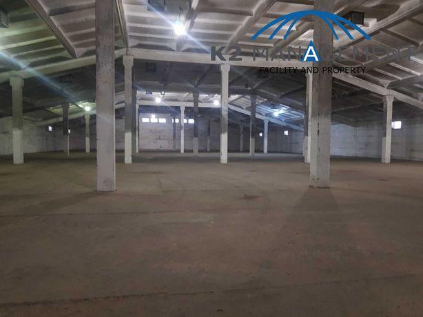 Аренда склада 1000 кв.м. в Авангарде