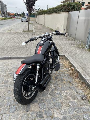 Vendo mota 125 cc