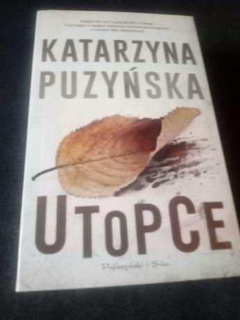 Książka Utopce Katarzyna Puzyńska