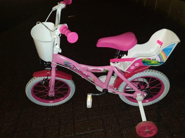 Велосипед детский TOIMSA с велошлемом Disney, толокар музыкальный