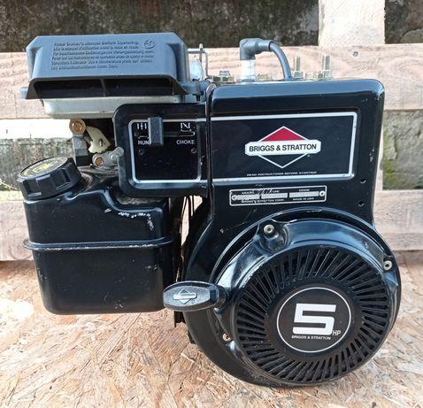 Briggs & Stratton 5KM 5HP Silnik z poziomym wałem Okazja Wysyłka