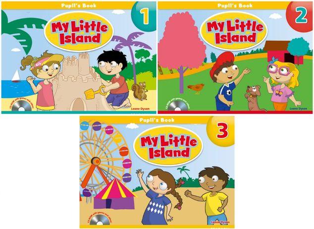 My Little Island 1,2,3. Pupil's Book + Activity Book (+CD)
