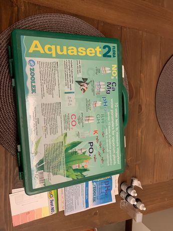 Testy wody do akwarium zoolek flora