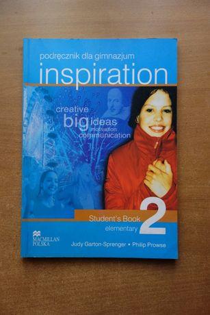 Inspiration 2, podręcznik do angielskiego, Macmillan Polska