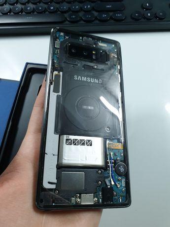 Samsung Galaxy Note 8 64GB Clear przeźroczyty cutom