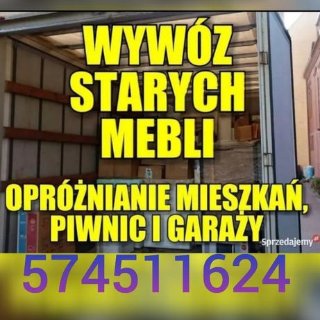 Likwidacja Mieszkań Utylizacja Mebli Wywóz Mebli Sprzątanie Mieszkań