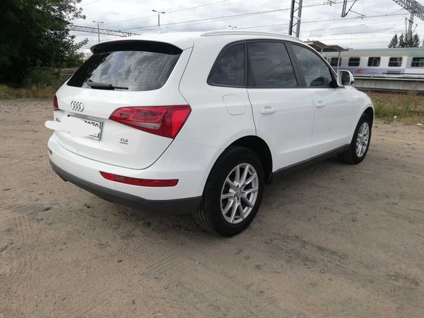 Audi q5 20 tdi rok 2011