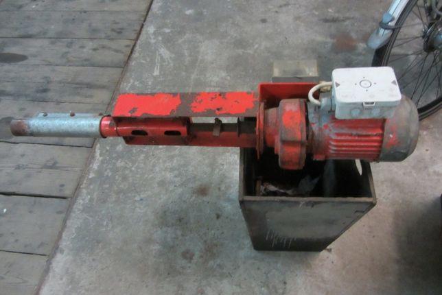 silnik elektryczny 380 v z przekładnią