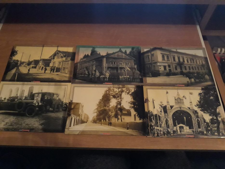 Białystok pocztówki