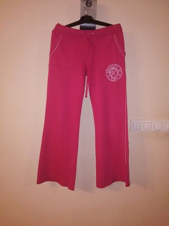 Spodnie dresowe Pink Victoria Secret, rozmiar S