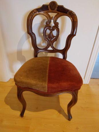 cadeiras de epóca madeira maciça